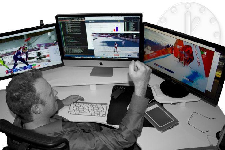 Er det tyveri å se på OL i arbeidstiden?