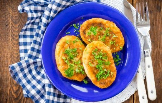 Рецепты постных котлет, морковные, капустные, картофельные, из