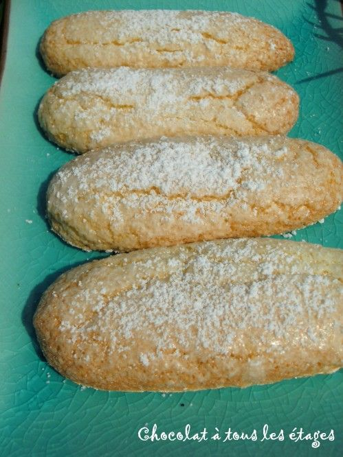 biscuits à la cuillère (faciles et merveilleux)