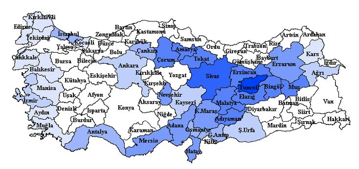 Alevis - Islam in Turkey - Wikipedia