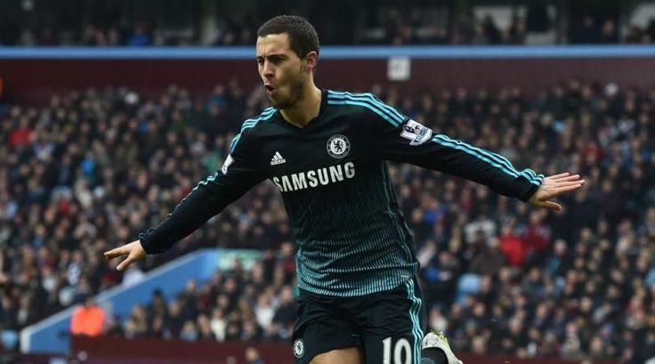 Hazard pens extended Chelsea deal until 2020