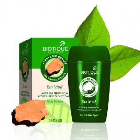 Омолаживающая и восстанавливающая маска с глиной Био Лечебная Грязь (Biotique Mud pack, Маска с глиной) 540 Р.  http://store.ptarh.com/products/bio-m_mud
