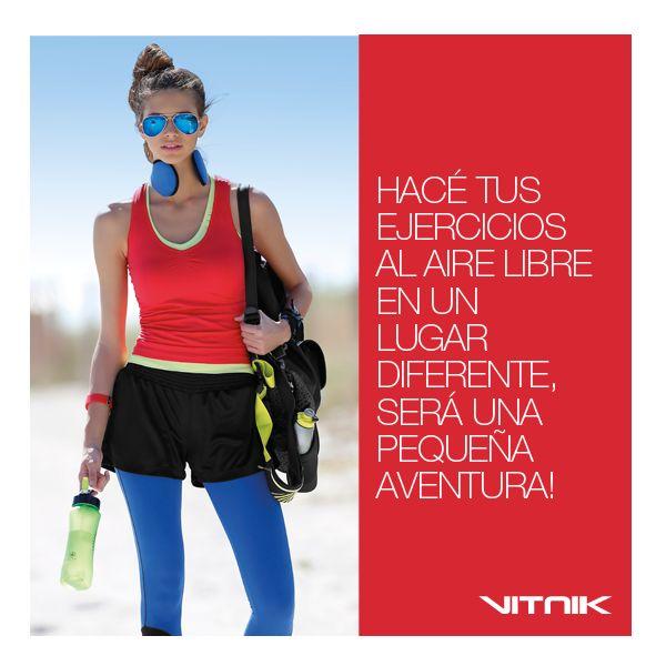 #Consejos #Vitnik #Fitness #Ejercicios