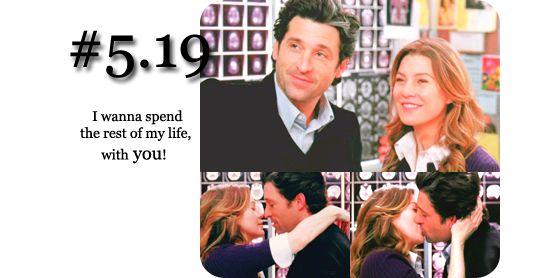Grey's Anatomy - Ferryboats [M♥D] #803: Elevator Love Letter.....