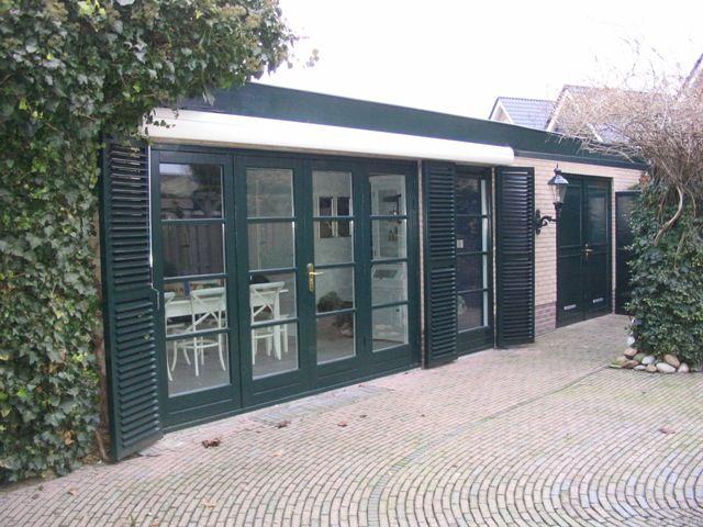 Magnifiek Garage Ombouwen Tot Kantoor #KQP99 - AgnesWaMu @AJ49