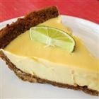 Made this for my Dad last night. I'm not much into key lime pie but he loved it. I enjoyed though because it was not too sweet.