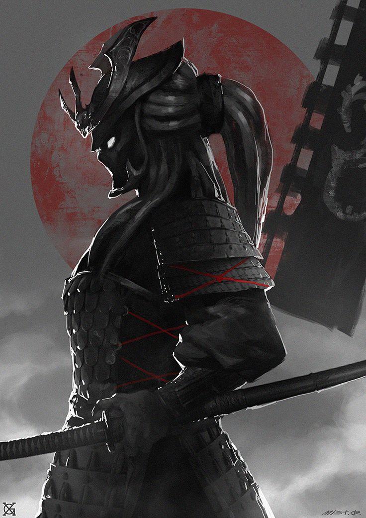 ArtStation - Predator——Warrior Lord, mist XG