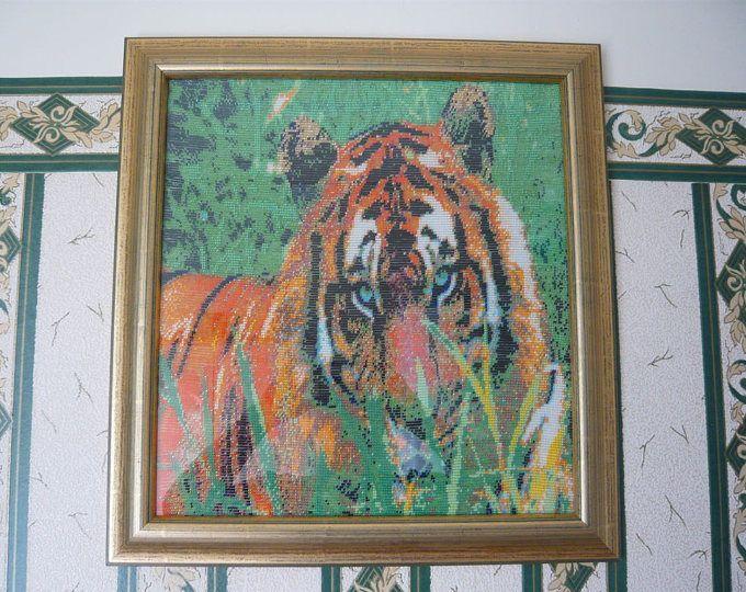 "Bolas de pintura ""tigre"""