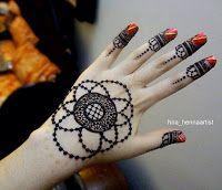 125+ New Simple Mehndi/Henna Designs for Hands - Buzzpk