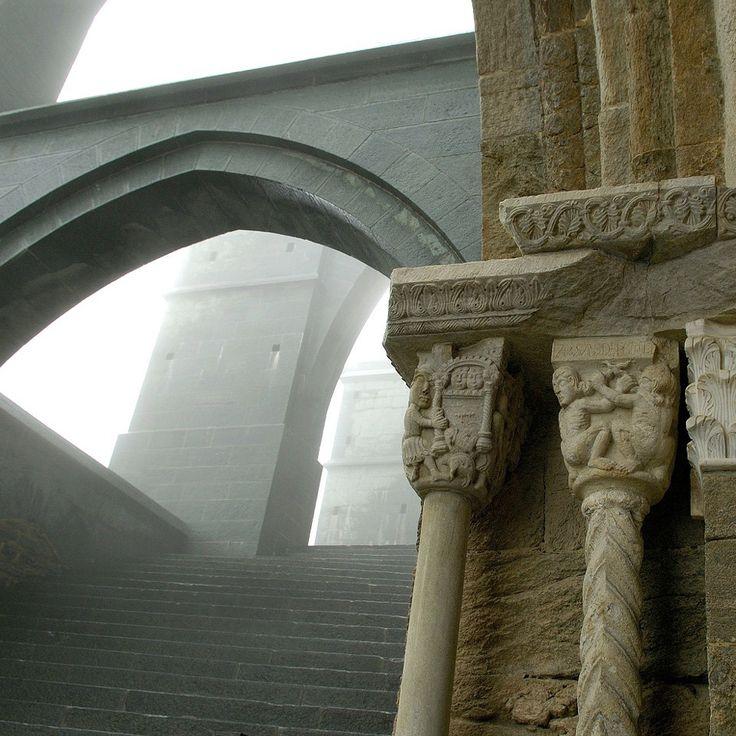 Sacra di San Michele a Sant'Ambrogio di Torino | Scopri di più nella sezione Itinerari del portale #cittaecattedrali