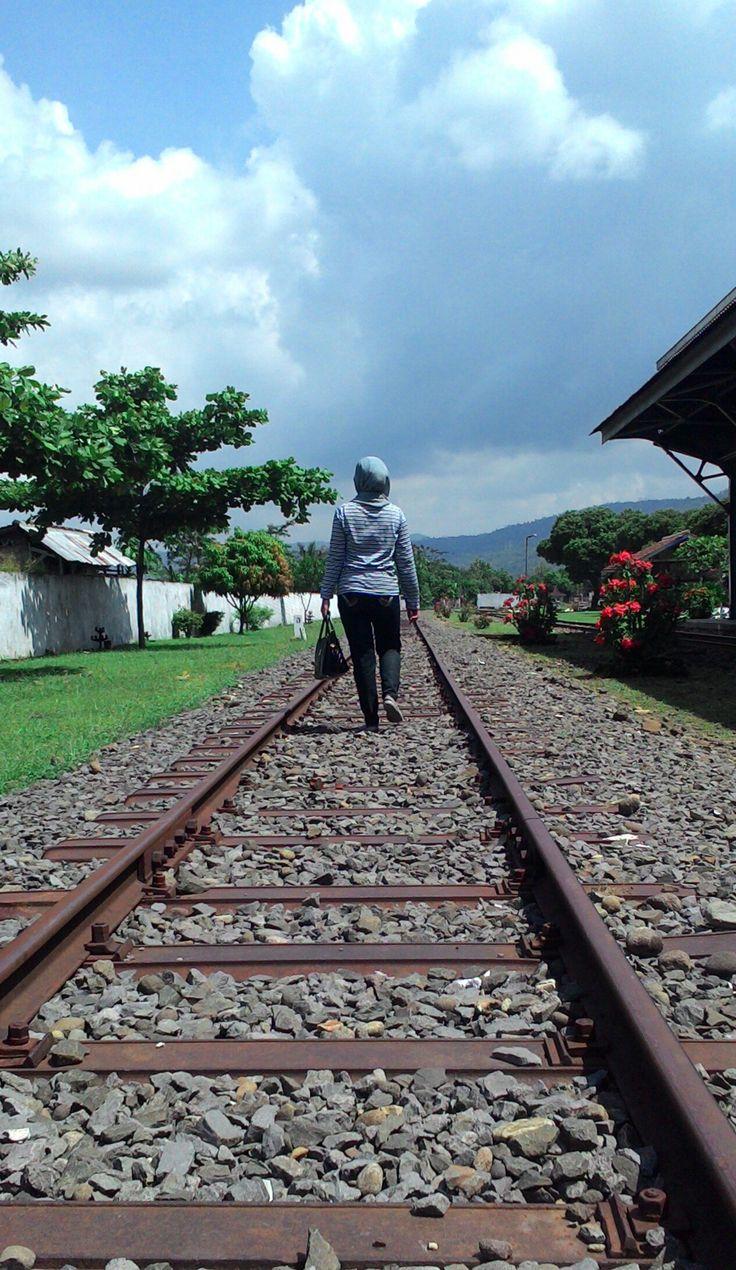 Ambarawa Railway Station, Ambarawa, Kab. Semarang