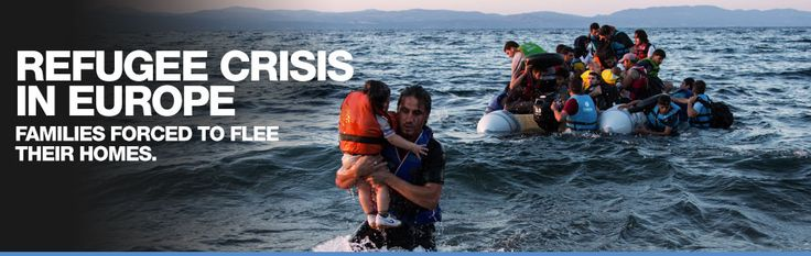 Refugee families need your help now. ACCIONES DE ACNUR