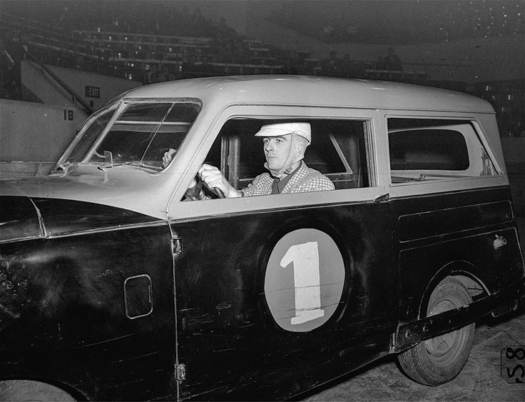 1950: Bill Rexford : NASCAR champions: from Grand Nationals through Sprint Cup