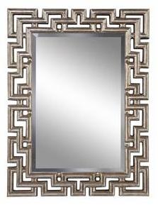 Stein World Accessories Greek Key Wall Mirror available @ group3designstudio.com