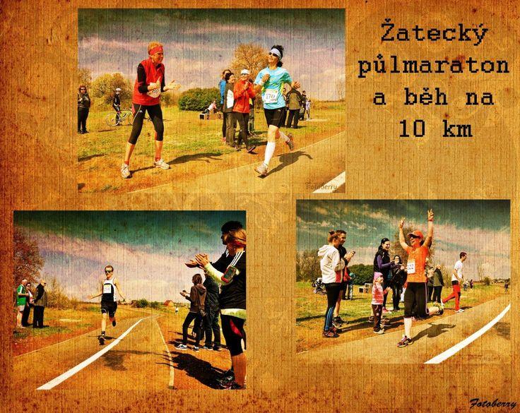 Žatecký půlmaraton a desítka Rovinatá obrátková trať vede podél řeky Ohře převážně po nezpevněných cestách. Trasa je shodná s modrou turistickou značkou a zároveň cyklostezkou č.6.