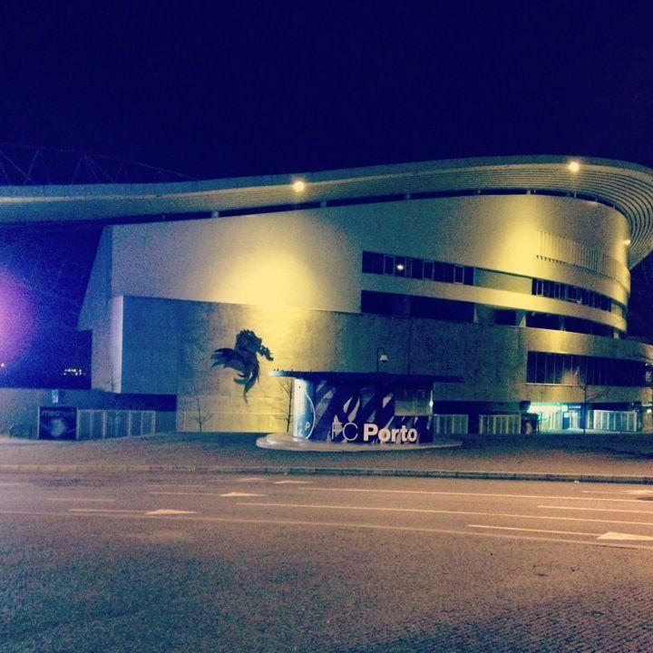 Estádio do Dragão em Porto, Porto