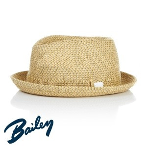 Bailey Billy Hat - Gold