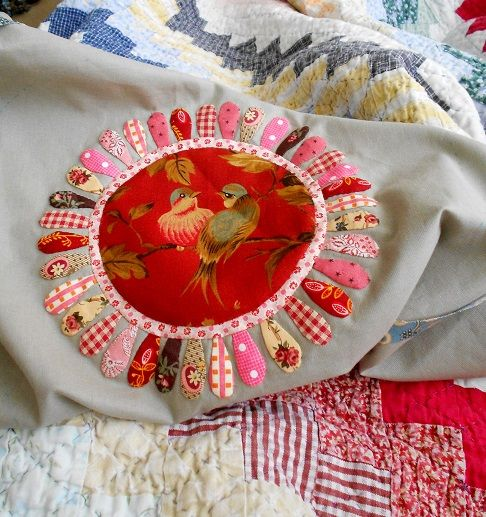 Supergoof Quilts The 3rd episode of The Rowdy Flat Library, pattern Susan…