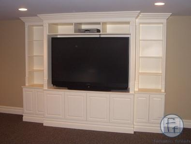 17 best images about diy built in media center on
