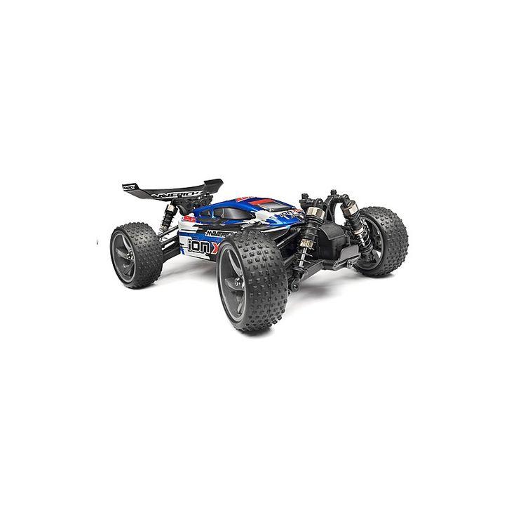 Maverick ION XB 1:18 RTR Elektrisk Buggy - Fjernstyret Bil