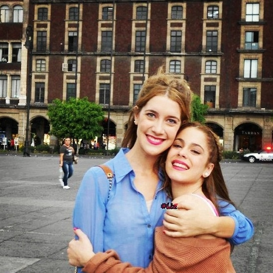Violetta and Angie #Violetta