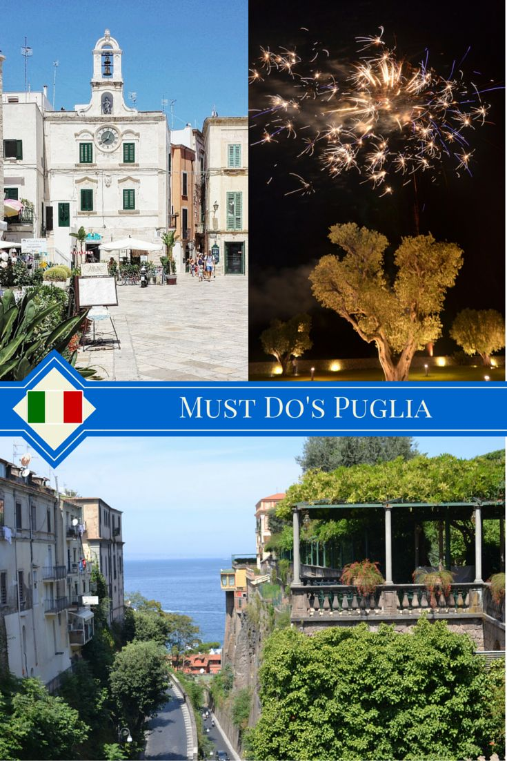 Must see places and things to do in Southern Puglia. Photography of southern Puglia. Visit Italy