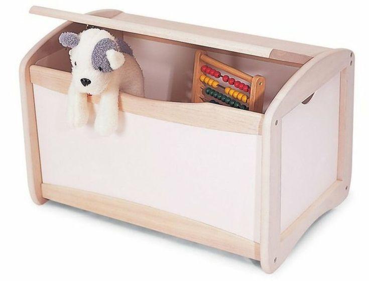 Cómo hacer una caja para guardar juguetes