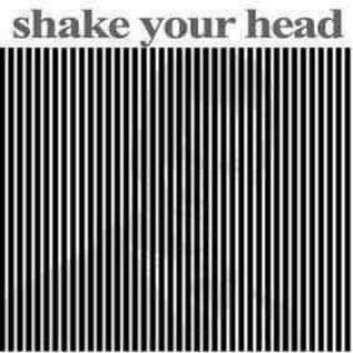 shake your head... Do you see it?