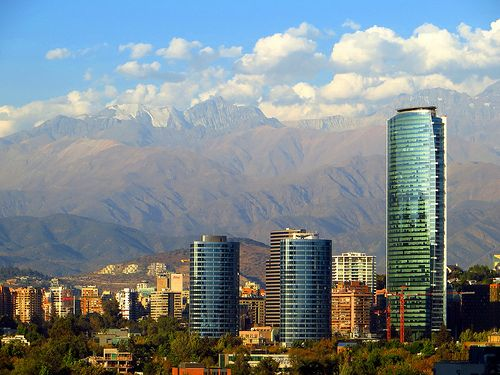 Santiago, Chile - 38