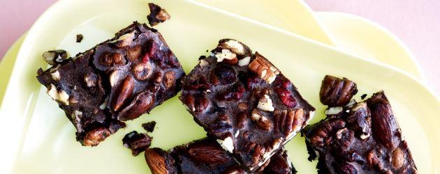 Pähkinä-karpalopalat | KUNTO PLUS