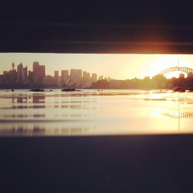Sydney, Australia. Sunset ||| Rickard Vikstrom