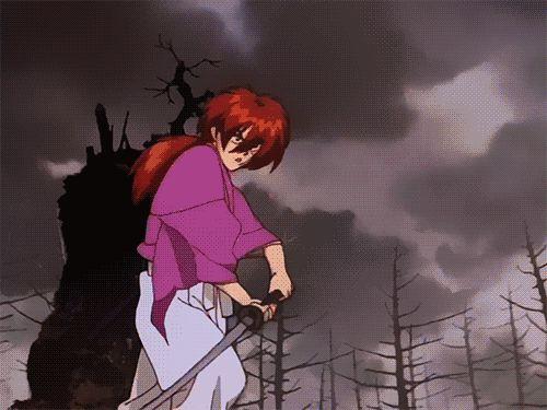 Rurouni Kenshin ❗️❗️❗️❗️I LOVE THIS ANIMATION SO MUCH❗️❗️❗️❗️