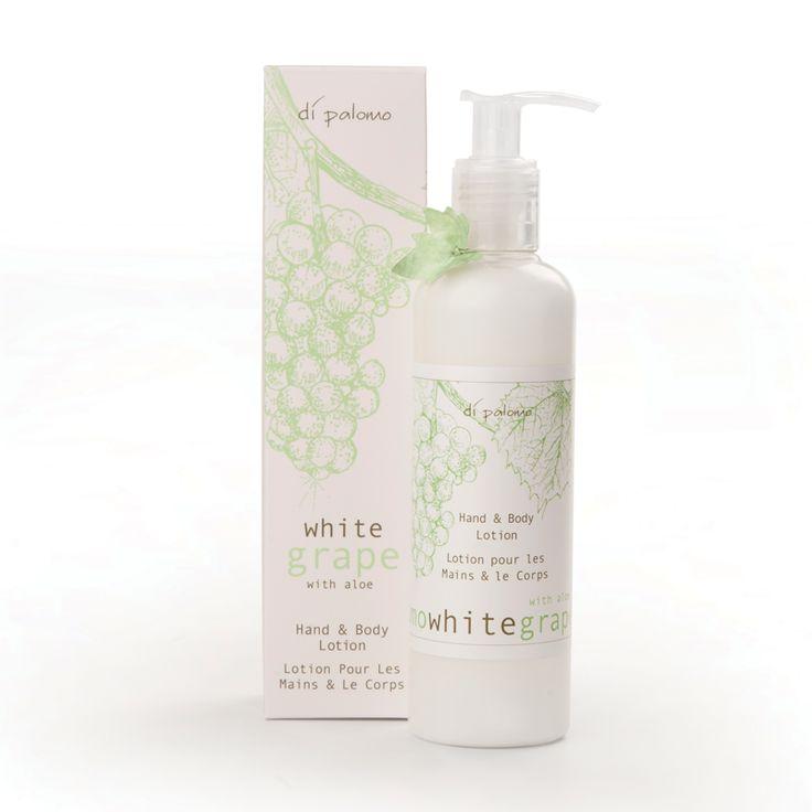 Di Palomo White Grape & Aloe Hand & Body Lotion 250ml - feelunique.com