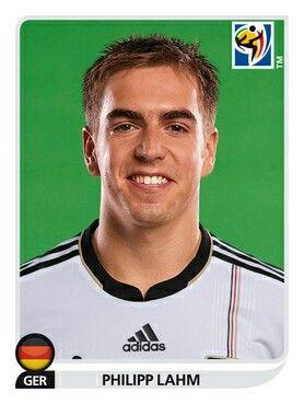263 Philipp Lahm - Deutschland - FIFA World Cup South Africa 2010