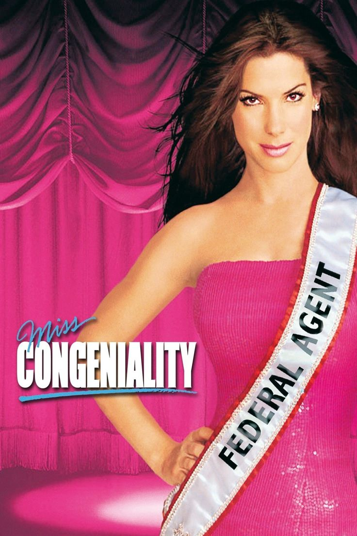 click image to watch Miss Congeniality (2000)