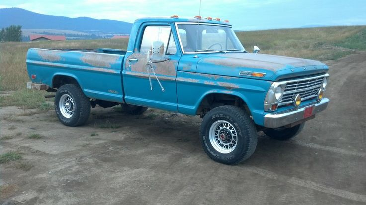1969ford 4x4   Details about 1969 Ford F-250 HIGHBOY 4X4 ...