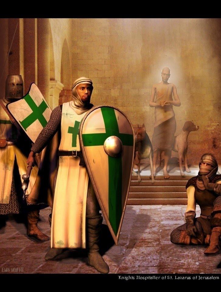Knights Hospitaller of St. Lazarus of Jerusalem