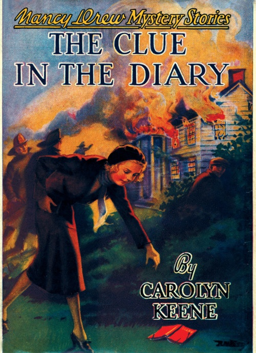 Nancy Drew Book Cover Pictures : Images about m book covers nancy drew on pinterest