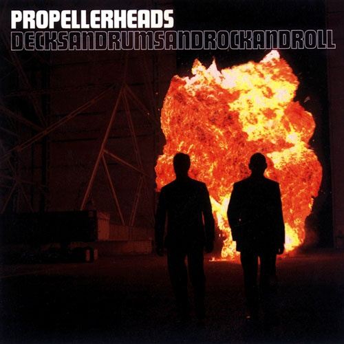 The Propellerheads. Another British big beat pioneer. Love their sampling style!Fave Album, Secret Music, Album Covers, Propellerhead, Kinda Music, Breakbeat Album, Secret Service, Classic Album, Decksandrumsandrockandrol 1998