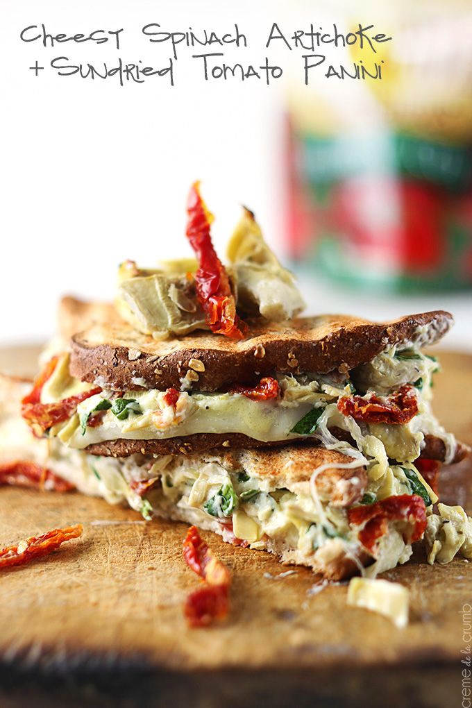 shoes uk Tasty grilled sandwiches with a roasted artichoke  spinach  and sundried tomato spread topped with gooey provolone cheese