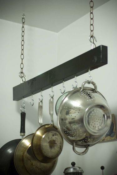Best 25 Pot Rack Hanging Ideas Only On Pinterest Racks And Pots Kitchen