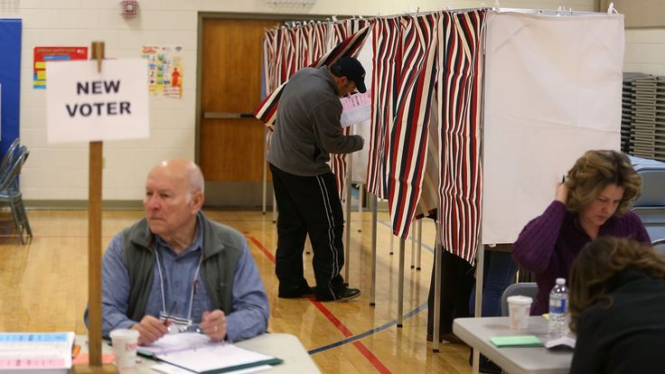 New Hampshire's New Voter-ID Law Could Lead to Longer Lines, Voter Intimidation  The controversial new voting restriction will be in full effect for the first time during Tuesday's presidential primary.