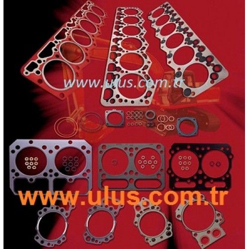 6271-K1-1100 Komatsu motor takım conta seti, Komatsu iş makinaları motor yedek parçaları