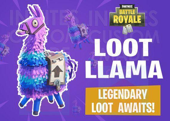 Battle Party 1 Sheet Sticker Sheet Fortnite Purple Llama New