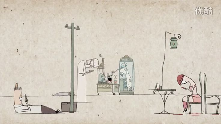 Curta de animação retrata o vício em smartphone