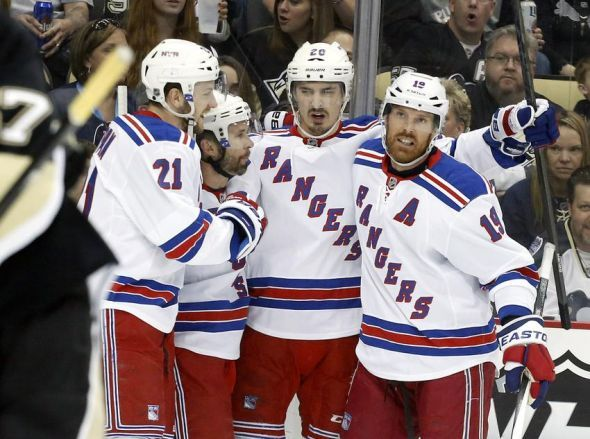 New York Rangers at Pittsburgh Penguins Game 5 Wrap-Up
