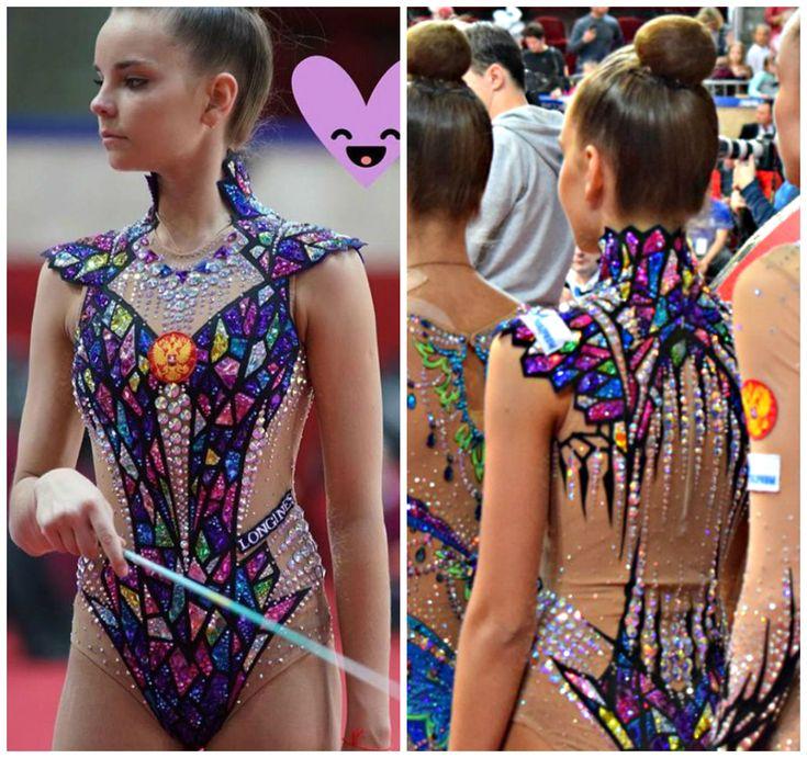 Dina Averina (Russia), ribbon 2018