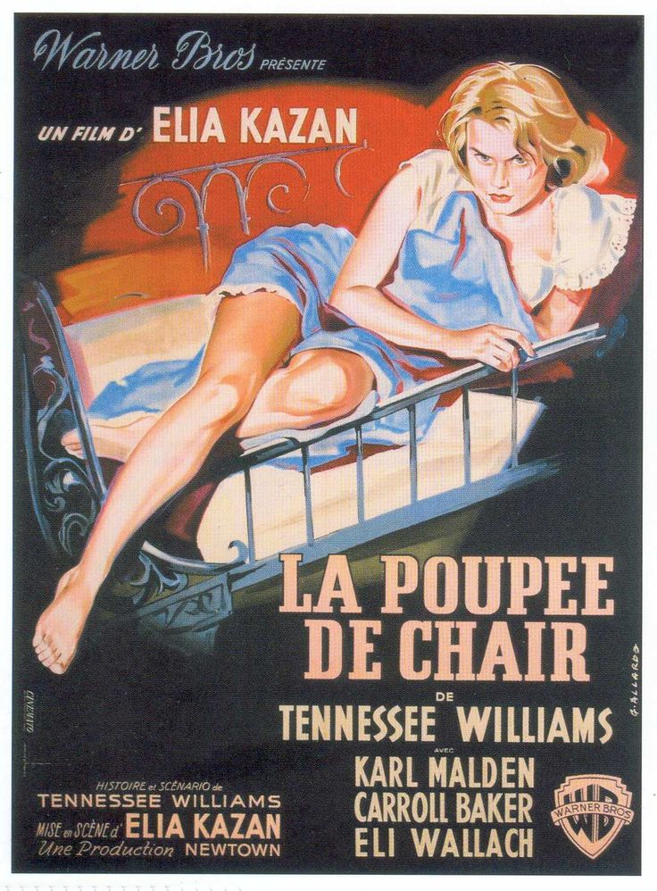 """an analysis of baby doll a play by elia kazan The complete trajectory of elia kazan's career can now be seen— and  betrayal  remains a central theme in """"baby doll"""" (1956), a rustic sex farce as  the big  social themes are here too: clift plays a field officer for the."""