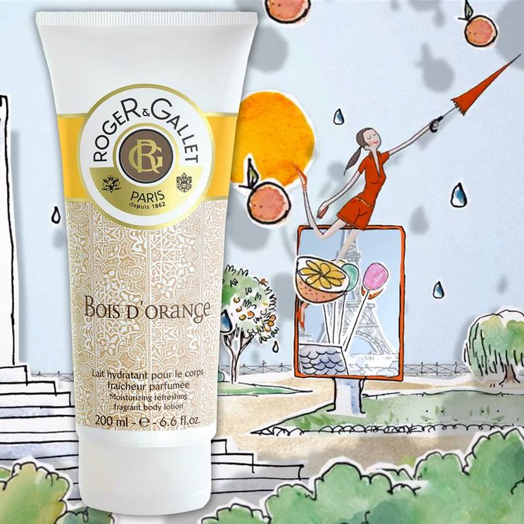 I love Bois d'orange body lotion, the scent stays on the skin all day and has a real natural scent