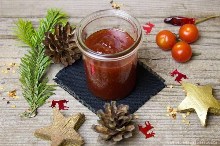 Cómo se hace la mermelada de tomate con Thermomix: receta paso a paso para conseguir la mermelada perfecta. Pruébala, verás que rica.